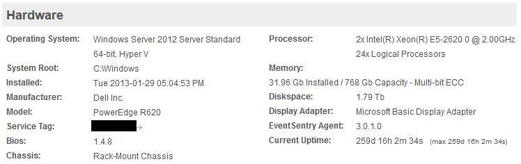 SIEM, Event Log Management & Windows Server Monitoring   EventSentry