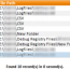 All files added to a monitored directory